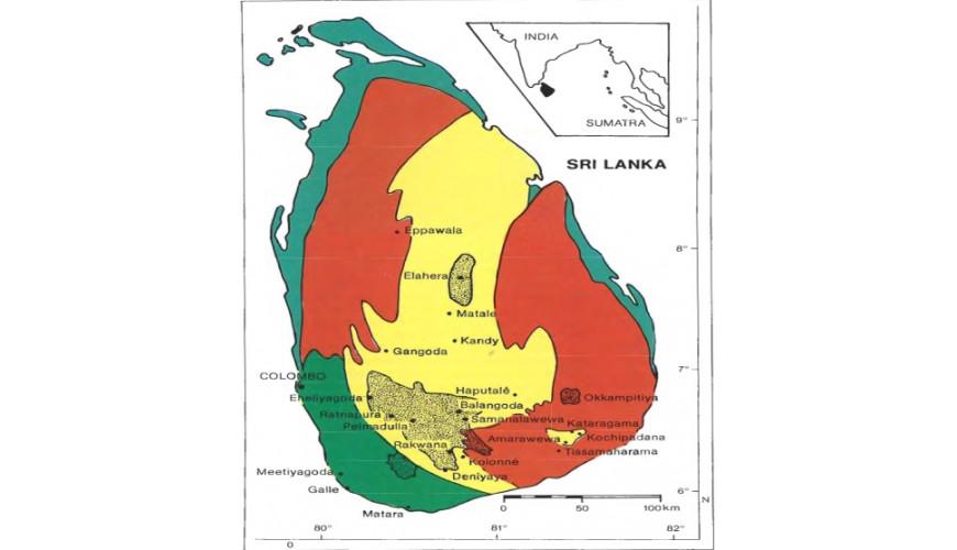 SRI LANKA: THE GEM ISLAND